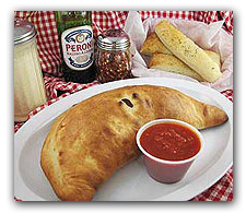 Two Brother's Calzone